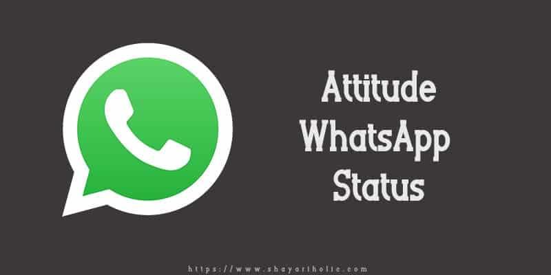 attitude-whatsapp-status